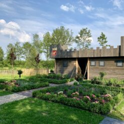 10 persoons accommodatie